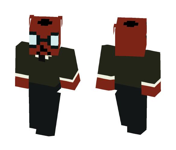 Angus - Male Minecraft Skins - image 1