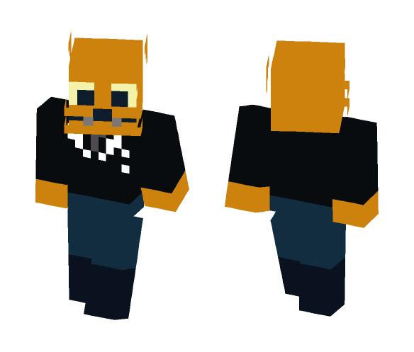 Gregg - Male Minecraft Skins - image 1