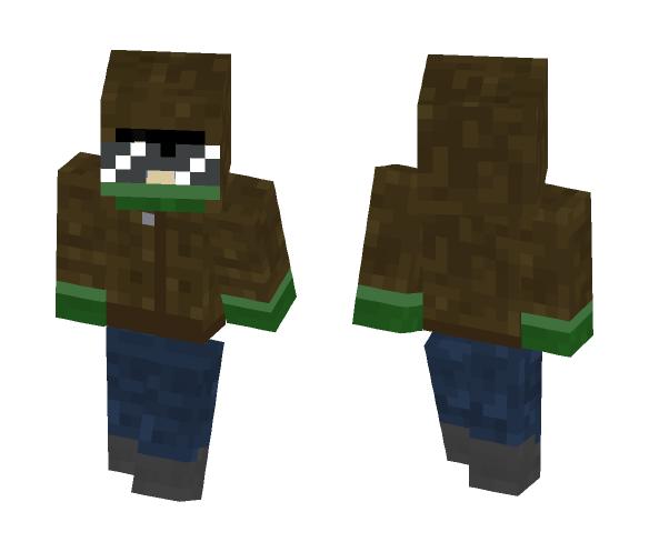 Pokehidden - Male Minecraft Skins - image 1