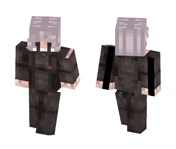 Personal skin - Male Minecraft Skins - image 1