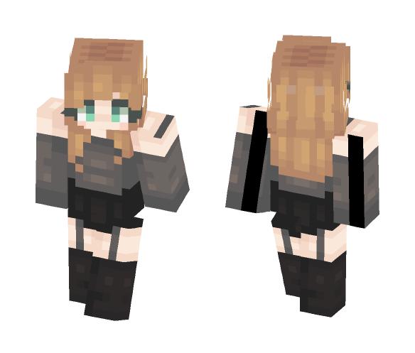 |♡| Ami |♡| = Gift = Aerglo - Female Minecraft Skins - image 1