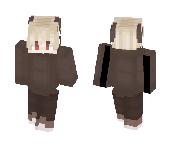 |♡| Ami |♡| = Gift = _Ehh_ - Male Minecraft Skins - image 1