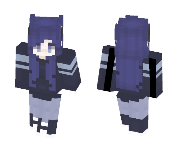 |♡| Ami |♡| = Oc = Stellaria - Female Minecraft Skins - image 1