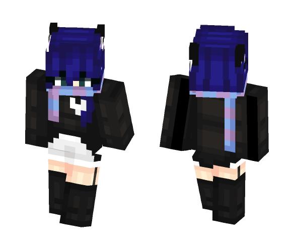 |♡| Ami |♡| = Gift = NyufyNom - Female Minecraft Skins - image 1