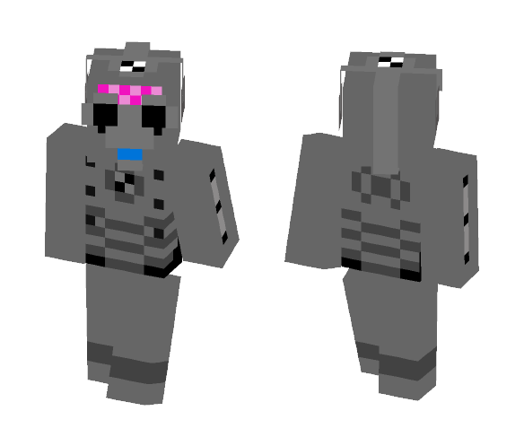 Cyber Controller - Male Minecraft Skins - image 1