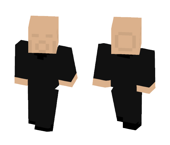 The Silence - Other Minecraft Skins - image 1