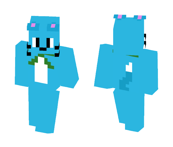 Happy -{ Fairy Tail }- - Male Minecraft Skins - image 1
