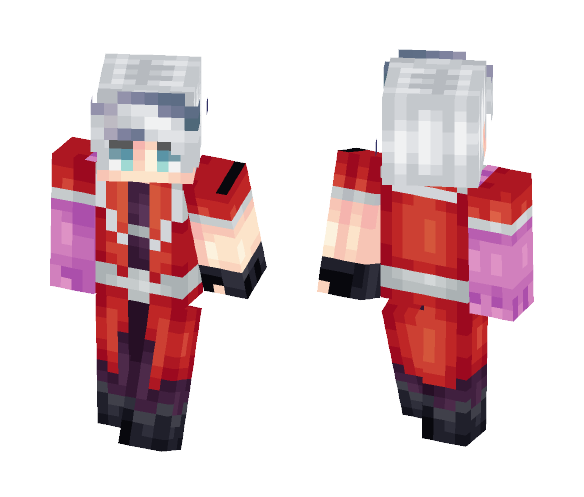 ◊€∆†◊ | [Request] Alucard - Male Minecraft Skins - image 1