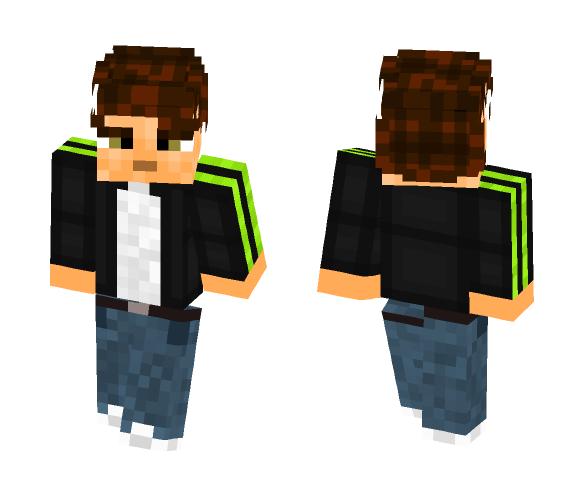 Street Racer - Male Minecraft Skins - image 1