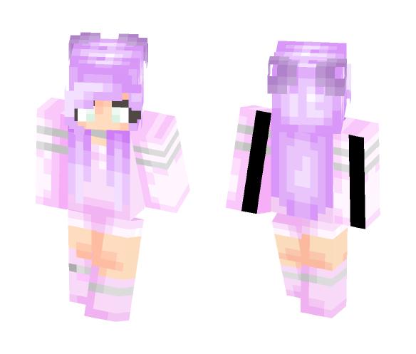 Pastel Love - Female Minecraft Skins - image 1
