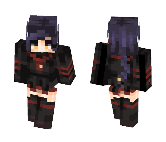 Magane Chikujoin | Re:Creators - Female Minecraft Skins - image 1