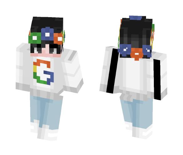 Google~ - Male Minecraft Skins - image 1