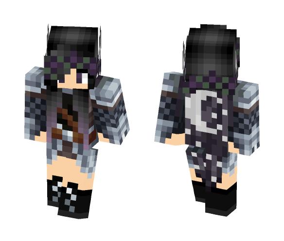 Selene - Female Minecraft Skins - image 1