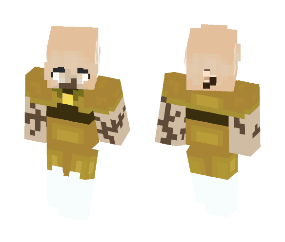 Dendritic Agate (My AU) - Other Minecraft Skins - image 1