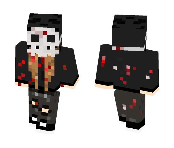 Purge Murder - Female Minecraft Skins - image 1
