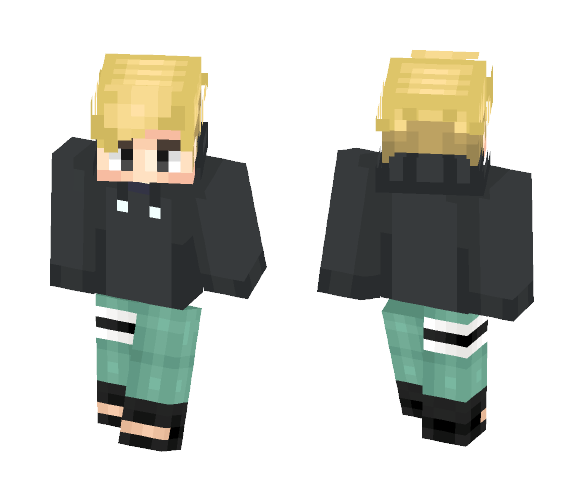 swag. - Male Minecraft Skins - image 1