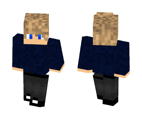 Alazier - Male Minecraft Skins - image 1