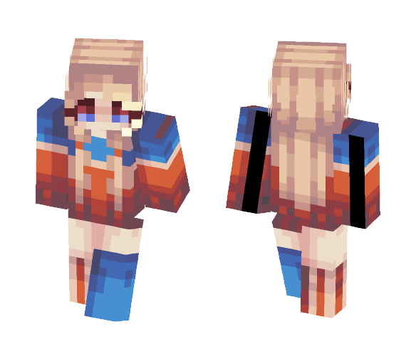 Fourth of July - Female Minecraft Skins - image 1
