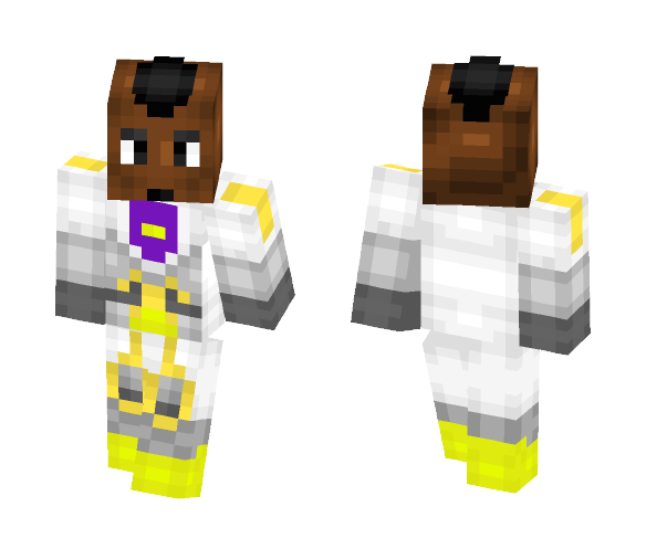 Alx {Nexo Knights} {Catlightning77} - Male Minecraft Skins - image 1