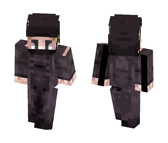 A present - Male Minecraft Skins - image 1