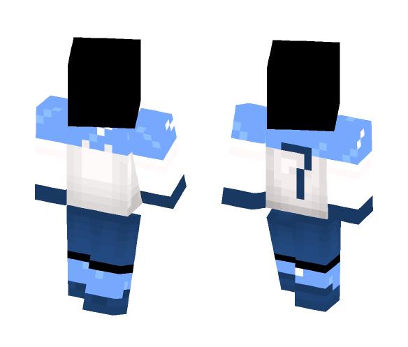 Ice Kit - Male Minecraft Skins - image 1