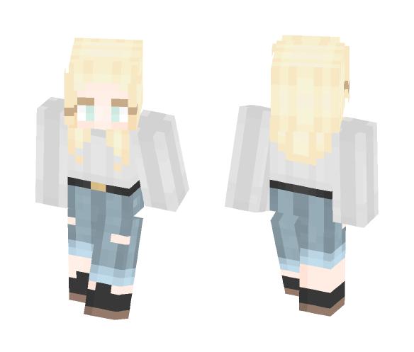 Noora Amalie Sætre | Skam ♡ - Female Minecraft Skins - image 1