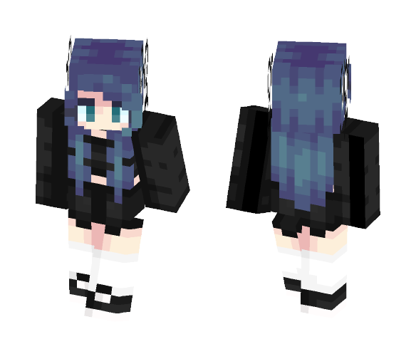 I don't know but I love it - Female Minecraft Skins - image 1