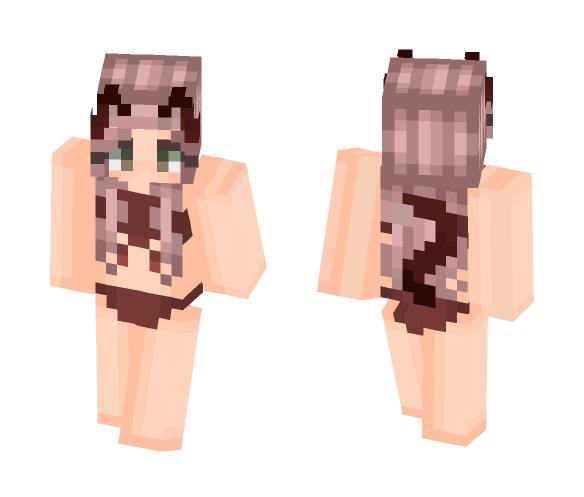 ashs bathing suit improved - Female Minecraft Skins - image 1