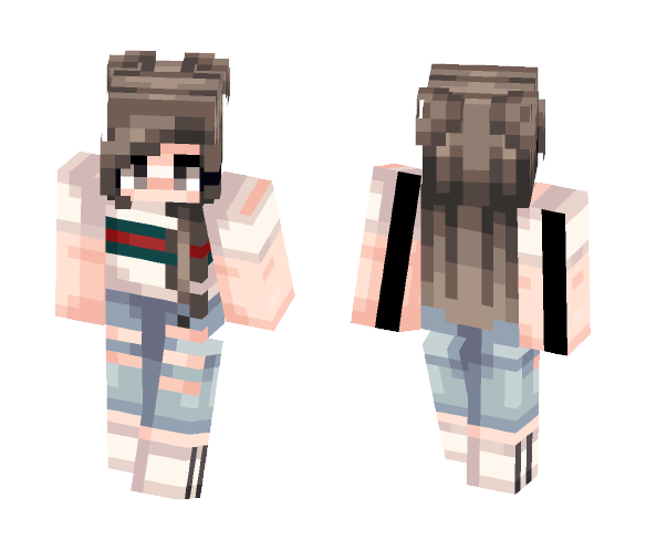 Mr. Lonely - Female Minecraft Skins - image 1