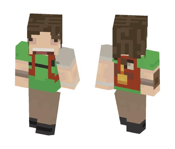 Ozwald - Male Minecraft Skins - image 1