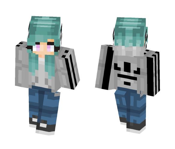 First skin :3 - Female Minecraft Skins - image 1
