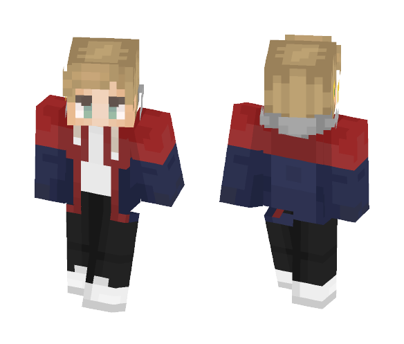 Isak Valtersen | Skam ♡ - Male Minecraft Skins - image 1