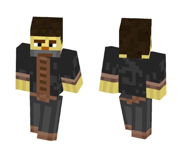 Slimeblock Man - Male Minecraft Skins - image 1
