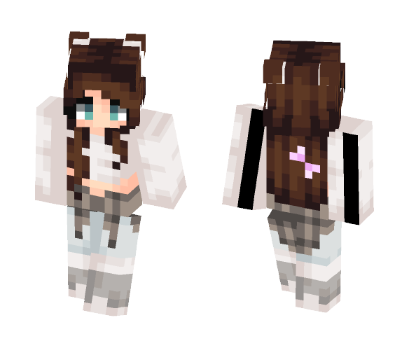 ~Basic Light - A Reshade - Female Minecraft Skins - image 1