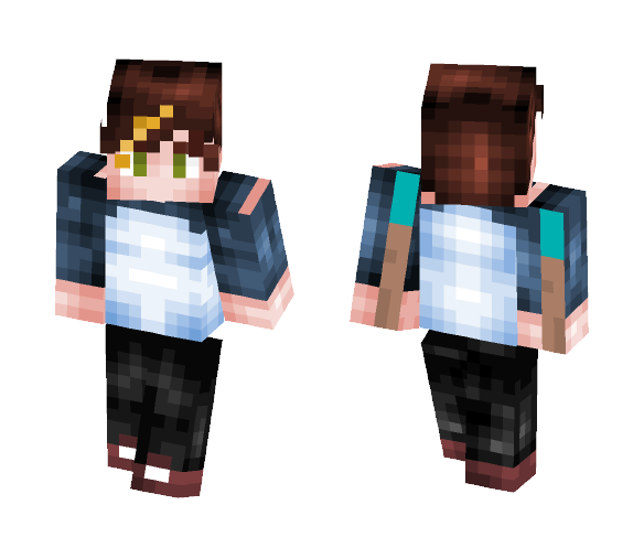 my name jeff - Male Minecraft Skins - image 1