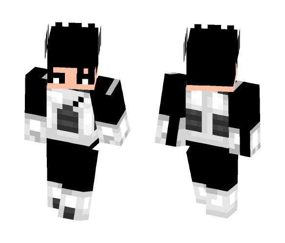 JirenBR DBXV2 armor - Male Minecraft Skins - image 1