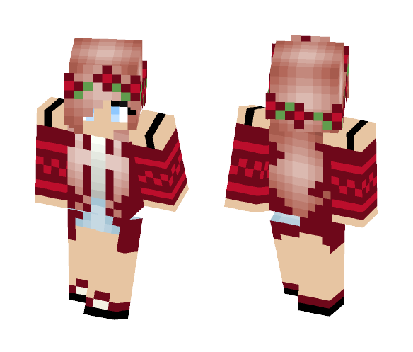 Happy 4th of July!!!!!! - Female Minecraft Skins - image 1