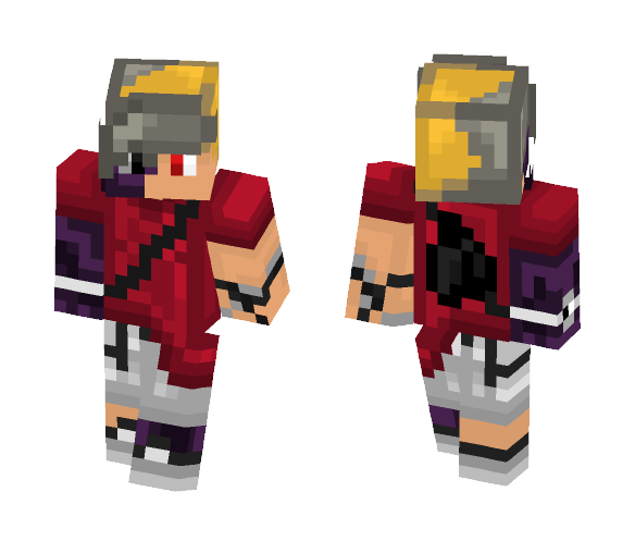 OC Request (Tainted Tyler) - Male Minecraft Skins - image 1