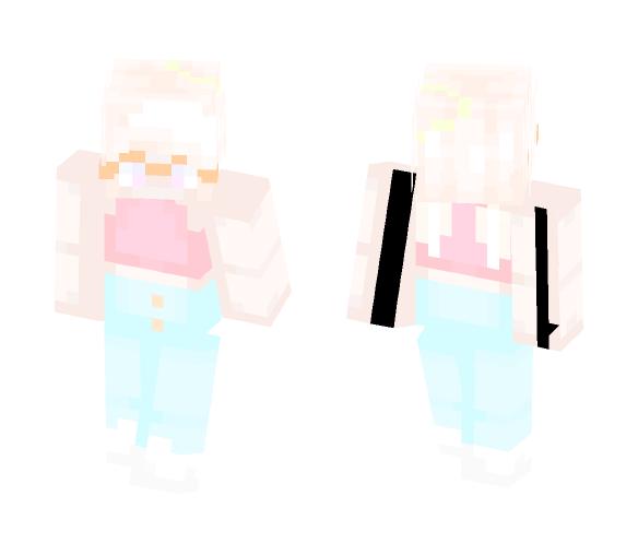 Little Angel Boy ~Noelle~ - Boy Minecraft Skins - image 1