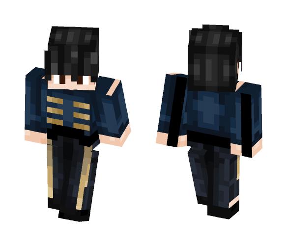 Suga - BTS - Male Minecraft Skins - image 1