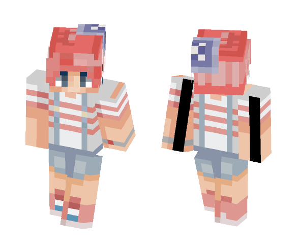 ~ Happy 4th of July ~ - Male Minecraft Skins - image 1