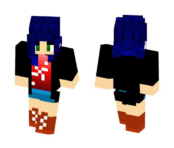 Classic - Female Minecraft Skins - image 1