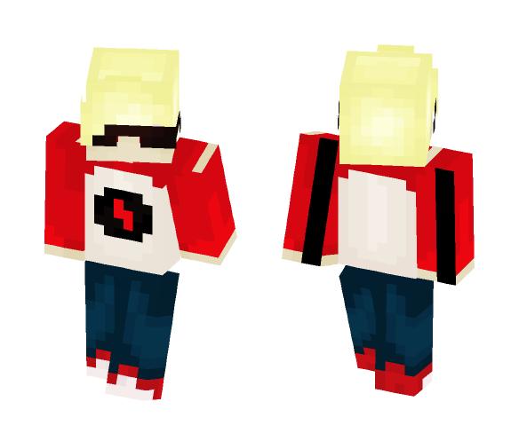 Homestuck - Dave Strider - Male Minecraft Skins - image 1