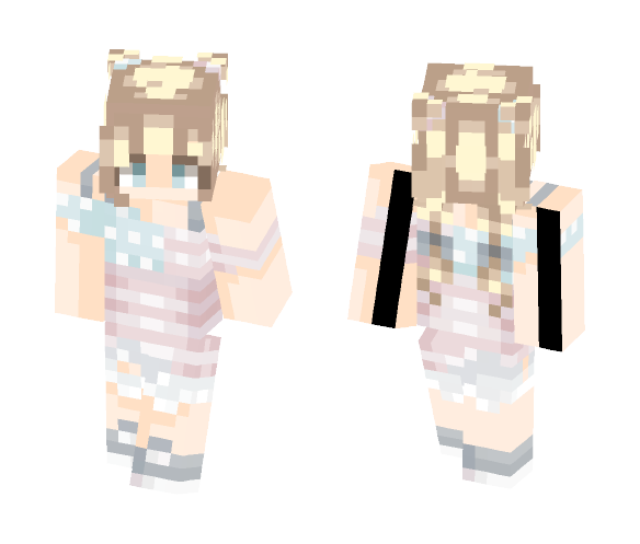 Happy Fourth of July! - Female Minecraft Skins - image 1