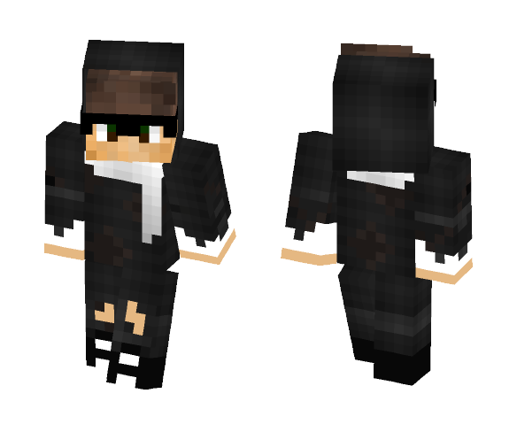 my pvp skin - Male Minecraft Skins - image 1
