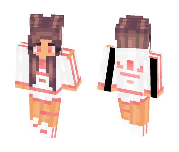 Adidas Sass - Female Minecraft Skins - image 1