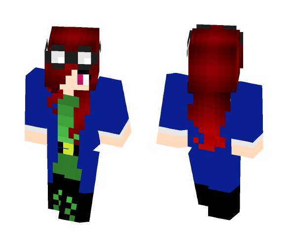 Hippy - Female Minecraft Skins - image 1