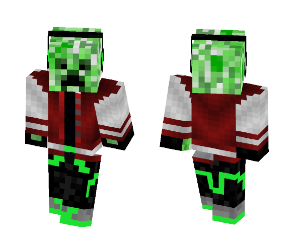 ErLeMo (Jacket) - Male Minecraft Skins - image 1