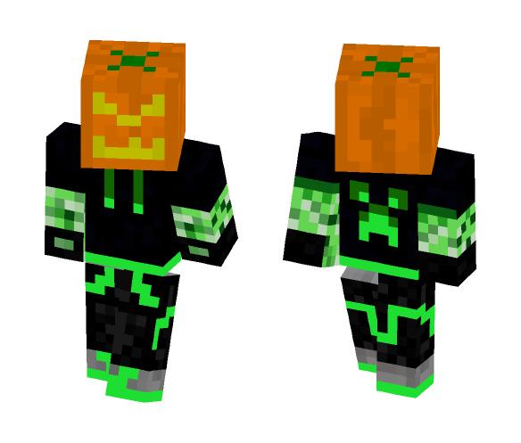 ErLeMo (Halloween) - Halloween Minecraft Skins - image 1