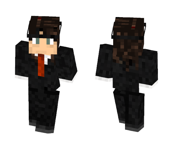 MR President - Male Minecraft Skins - image 1